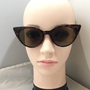 Quay Australia Aphrodite 53mm Cat Eye Sunglasses